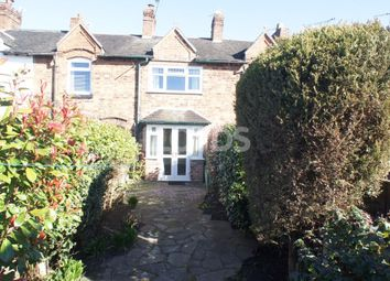 Thumbnail 2 bed cottage to rent in Cliff View, Town Centre, Frodsham