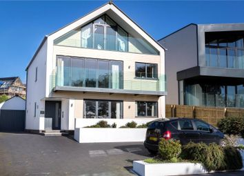 Thumbnail 4 bed detached house for sale in Whitecliff Road, Whitecliff, Poole, Dorset