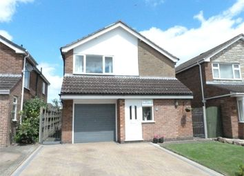 Thumbnail 3 bed detached house for sale in Maple Drive, Lutterworth