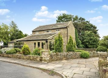 Thumbnail 4 bed detached house for sale in Woodhall Hills, Calverley, Pudsey, West Yorkshire