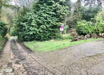 Thumbnail Land for sale in Stoney Bottom, Grayshott, Hindhead