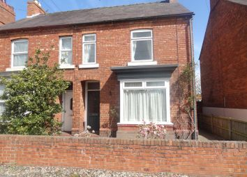 Thumbnail 2 bed town house to rent in Station Road, Wem, Shrewsbury