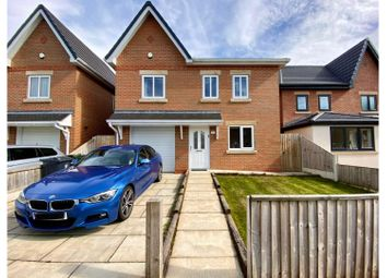 Thumbnail 4 bed detached house for sale in Carr Heyes Drive, Hesketh Bank, Preston