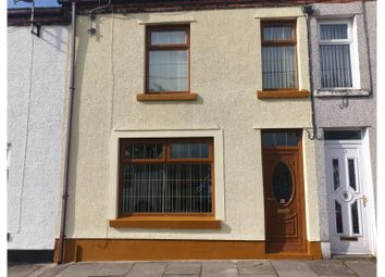 Thumbnail 3 bed terraced house for sale in Valley Road, Ebbw Vale