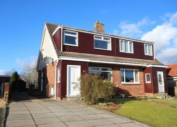 Thumbnail 3 bed semi-detached house for sale in 39 Kepscaith Road, Whitburn
