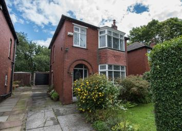Thumbnail 3 bed detached house for sale in Stanley Avenue North, Prestwich, Manchester