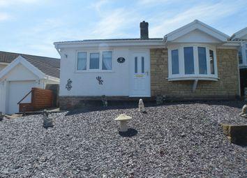 Thumbnail Semi-detached bungalow for sale in Ridgewood Gardens, Cimla, Neath