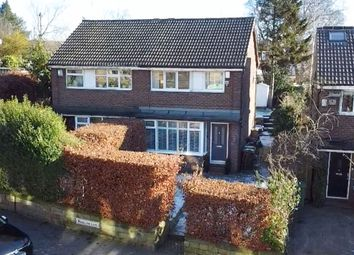 Thumbnail 3 bed semi-detached house for sale in Woodland Lane, Leeds