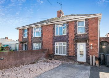 Thumbnail 3 bed semi-detached house for sale in Lilac Road, Exeter