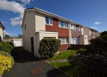 Thumbnail 3 bed semi-detached house for sale in The Grove, Plymstock, Plymouth, Devon