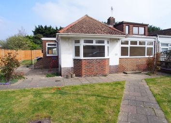 Thumbnail 3 bedroom bungalow to rent in Western Road, Sompting, Lancing