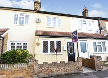 2 bed terraced house for sale in Shaftesbury Road, Gidea Park, Romford RM1