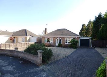 Thumbnail 2 bed bungalow for sale in Sherwood Drive, Spalding, Lincolnshire, United Kingdom