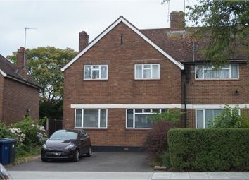 Thumbnail 4 bed semi-detached house for sale in Lichfield Road, Cricklewood