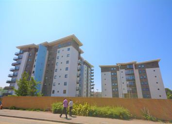 Thumbnail 1 bed flat for sale in Alexandria, Victoria Wharf, Cardiff Bay, Cardiff.