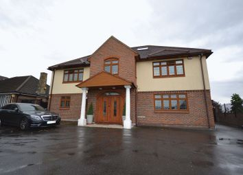 Thumbnail 8 bedroom detached house for sale in Manor Road, Chigwell