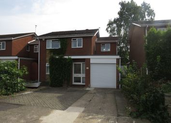 Thumbnail 4 bed detached house for sale in Sandwell Drive, Lincoln