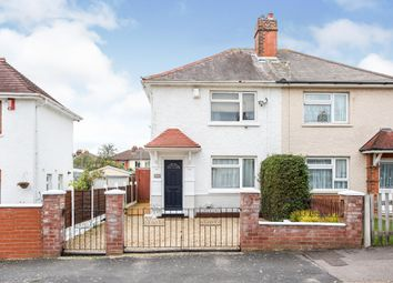 2 bed semi-detached house for sale in Alder Road, Southampton SO16