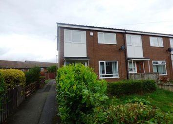 Thumbnail 3 bed end terrace house for sale in Peveril Walk, Macclesfield, Cheshire
