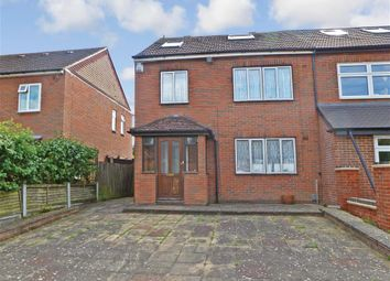 Thumbnail 3 bedroom semi-detached house for sale in Willingale Road, Loughton, Essex