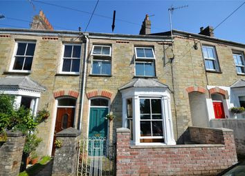 Thumbnail 3 bed terraced house for sale in Trehaverne Terrace, Truro, Cornwall