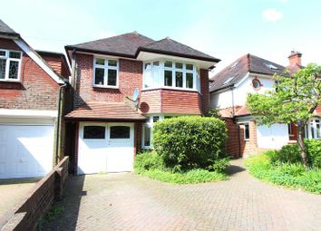 Thumbnail 4 bedroom detached house for sale in Hill Lane, Southampton
