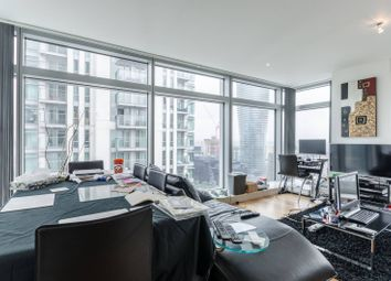 Thumbnail 2 bed flat for sale in Pan Peninsula, Tower Hamlets