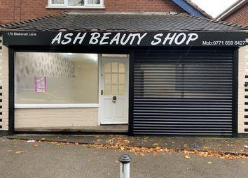 Thumbnail Retail premises to let in Blakenall Lane, Walsall