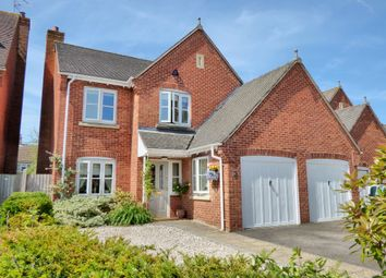 Thumbnail 6 bed detached house for sale in Ruddle Way, Langham, Oakham