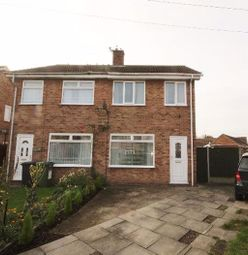 3 bed semi-detached house to rent in Lingcroft Close, Camblesforth, Selby YO8