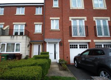 Thumbnail 3 bedroom town house to rent in Millport Road, Wolverhampton