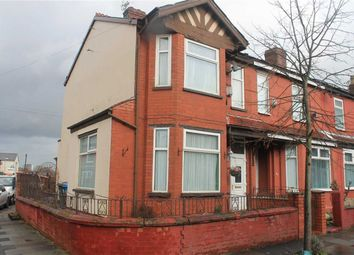 Thumbnail 3 bed end terrace house for sale in Delamere Rd, Levenshulme, Manchester