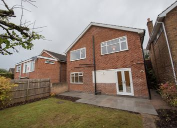 Thumbnail 3 bed detached house for sale in Sherwood Vale, Nottingham