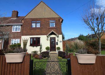 Thumbnail 3 bedroom end terrace house for sale in Hammondstreet Road, Cheshunt, Waltham Cross