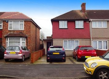 Thumbnail 3 bed end terrace house for sale in Ashford Avenue, Ascot