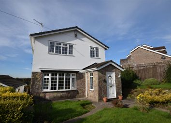 Thumbnail 4 bed detached house for sale in Despenser Avenue, Llantrisant, Pontyclun
