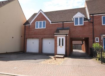 Thumbnail 2 bed terraced house to rent in Cridlands Meadow, Bridgwater