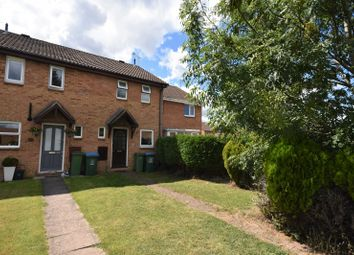 Thumbnail 2 bed terraced house to rent in Meadow Way, Aylesbury, Buckinghamshire