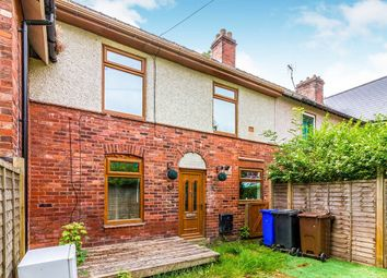 Thumbnail 3 bedroom terraced house for sale in Fairbank Road, Sheffield