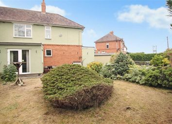 Thumbnail 3 bed semi-detached house for sale in Drenewydd, Park Hall, Oswestry