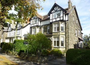 Thumbnail 3 bed flat to rent in Lancaster Park Road, Harrogate