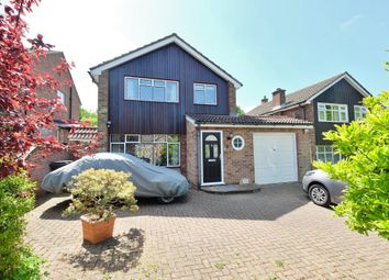 Thumbnail 3 bed detached house for sale in Warren Gardens, Farnborough, Orpington