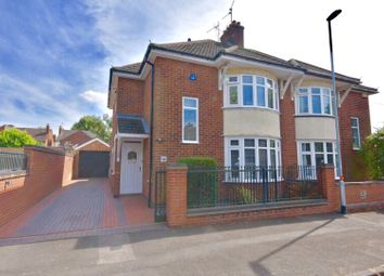 Thumbnail 3 bed semi-detached house for sale in Neale Avenue, Kettering