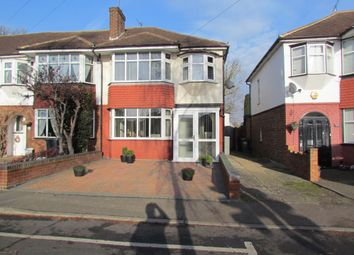 Thumbnail 3 bed semi-detached house for sale in College Road, Cheshunt