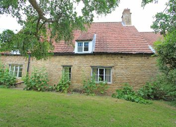 Thumbnail 4 bed detached house to rent in High Street, Castle Bytham, Grantham