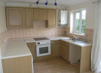 Thumbnail 2 bed semi-detached house to rent in Clifford Road, Bramham, Wetherby