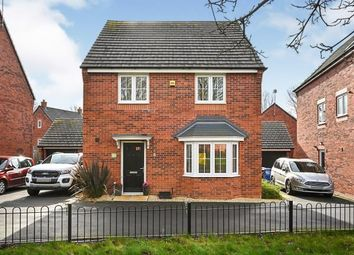 Thumbnail 4 bed detached house for sale in Greenwich Drive South, Derby, Derbyshire, .