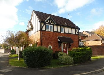 Thumbnail 3 bed detached house for sale in Rushfield Gardens, Bridgend