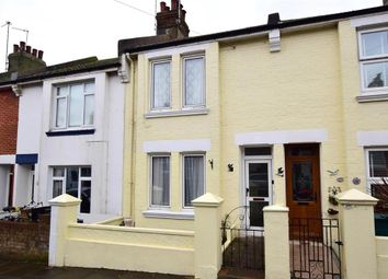 Thumbnail 2 bed terraced house for sale in Redvers Road, Brighton, East Sussex