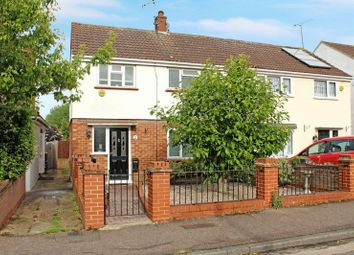 Thumbnail 3 bed semi-detached house for sale in Laurel Avenue, Wickford